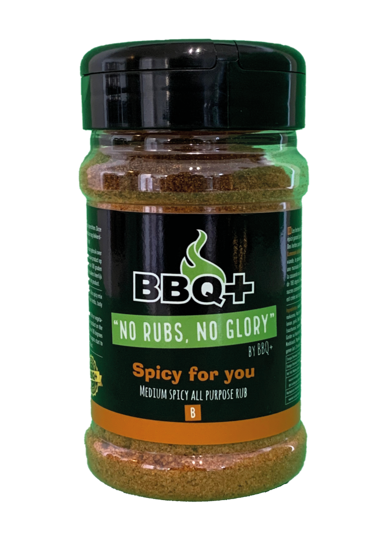 BBQ+ B – SPICY FOR YOU 200G