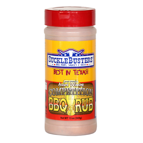 SuckleBusters Competition BBQ Rub 369 g