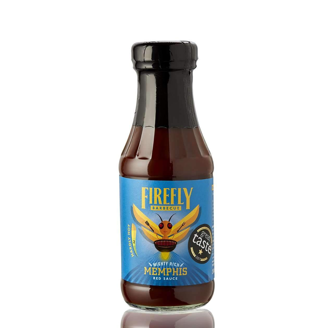 FIREFLY MEMPHIS RED BBQ SAUCE 268 ml