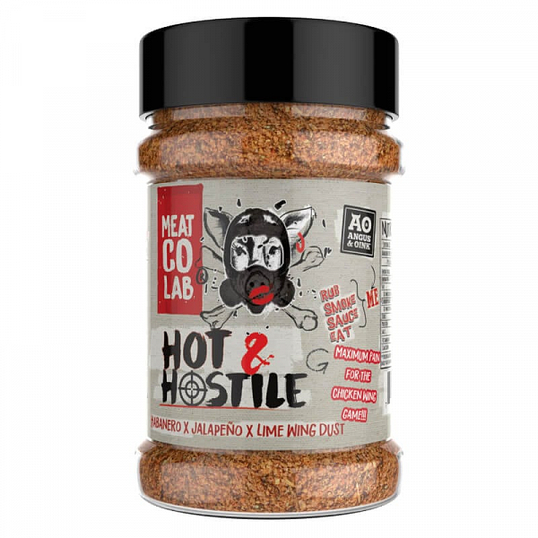 Angus & Oink Hot n´ Hostile Seasoning 200 g