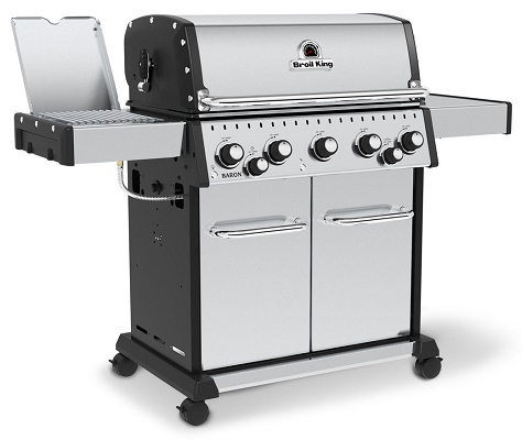 Broil King - Baron S 590 IR