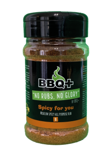BBQ+ B – SPICY FOR YOU 200 g