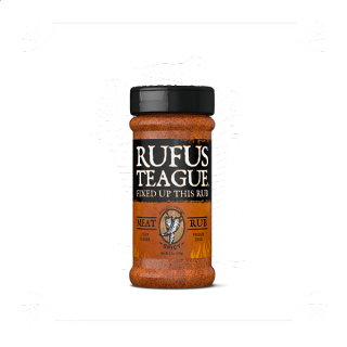 RUFUS TEAGUE SPICY MEAT RUB, 184 g