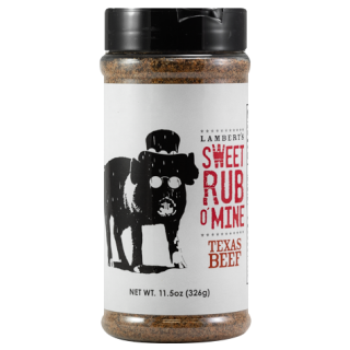 SWEET RUB O'MINE TEXAS BEEF RUB, 326 g