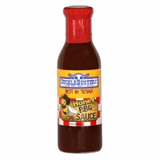 SuckleBusters Honey BBQ Sauce 354ml