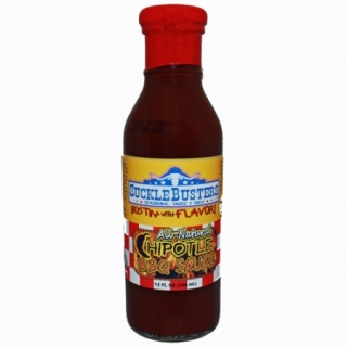 SuckleBusters Chipotle BBQ Sauce 354ml