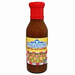 SuckleBusters Mustard BBQ Sauce 354 ml