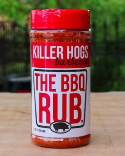 "KILLER HOGS ""THE BBQ RUB"", 340G"