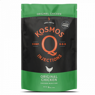 KOSMOS Q ORIGINAL CHICKEN INJECTION, 453 g